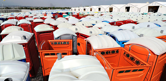 Champion Portable Toilets in Fairview Shores,  FL